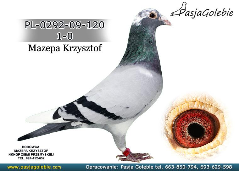 PL-0292-09-120